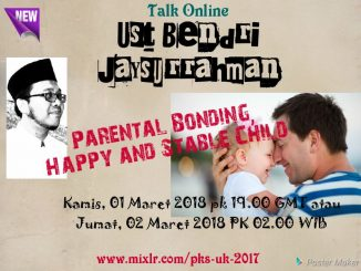 Parental Bonding 01.03.2018